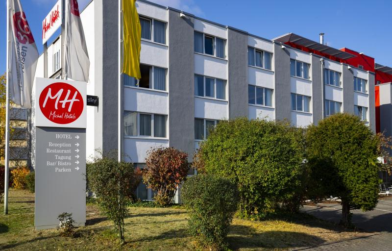 Michel Hotel Rüsselsheim Front